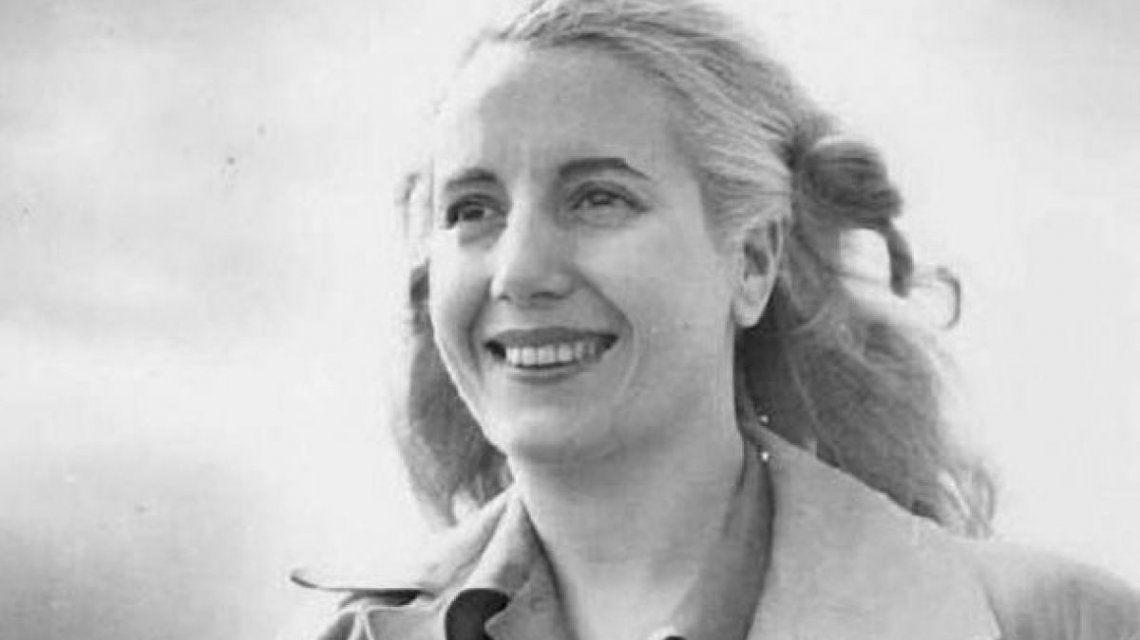 Este martes se cumplen 100 años del nacimiento de Evita