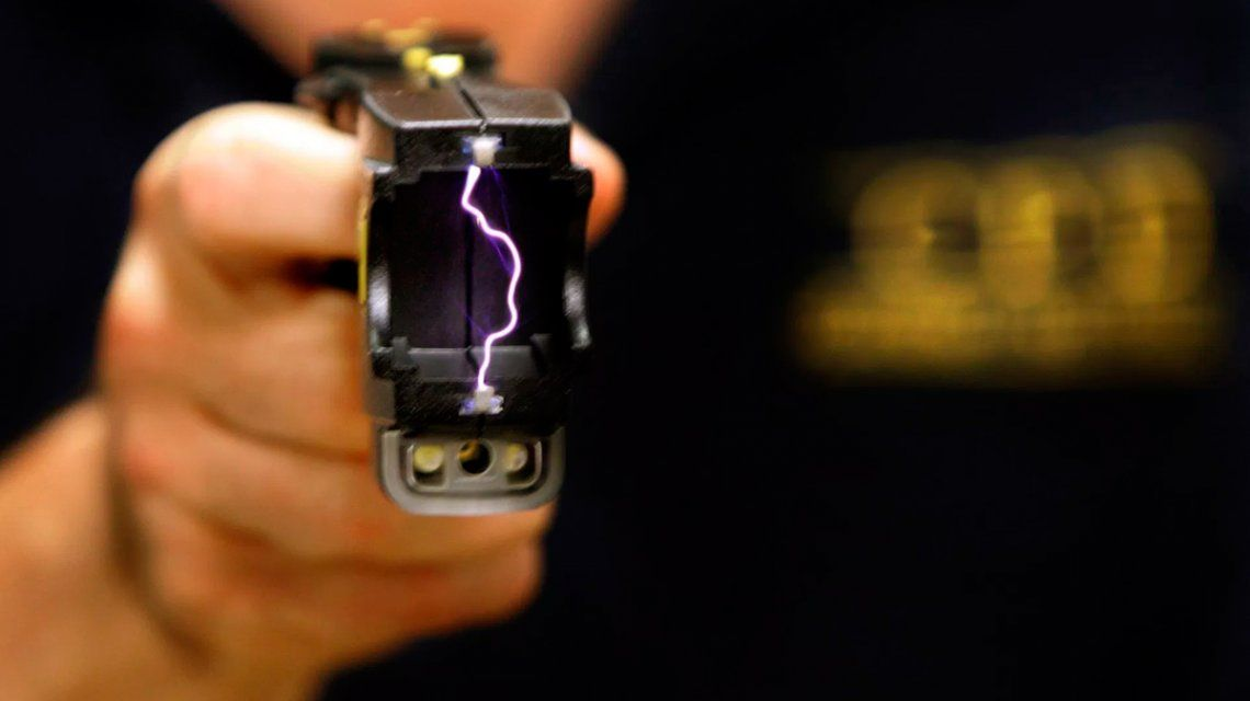 ¿Cómo y dónde podrán usar las fuerzas de seguridad las pistolas Taser?