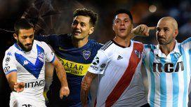 El partido del morbo y otros tres grandes cruces: así se jugarán los cuartos de la Copa de la Superliga