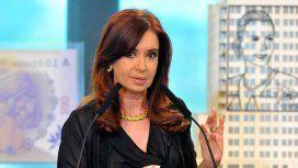 Cristina reivindicó la figura y la vigencia de Eva Perón