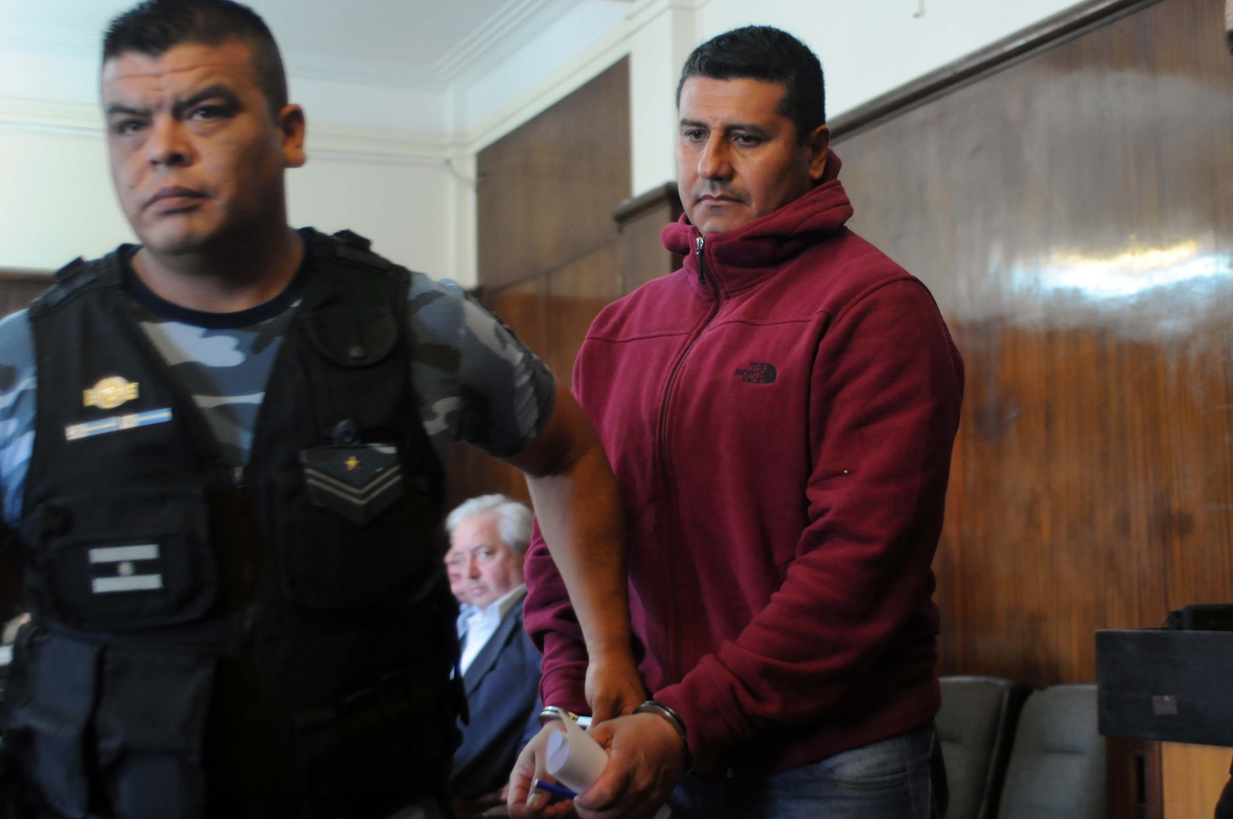 Marcel Núñez fue a juicio por el femicidio de su pareja