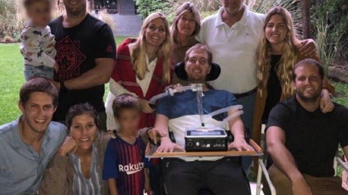 Murió un rugbier que había quedado cuadripléjico en 2016