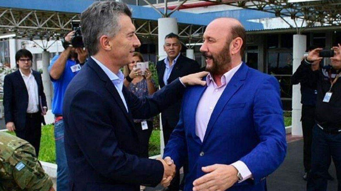 Lapidaria respuesta de Insfrán a la convocatoria de Macri y sus 10 puntos de consenso