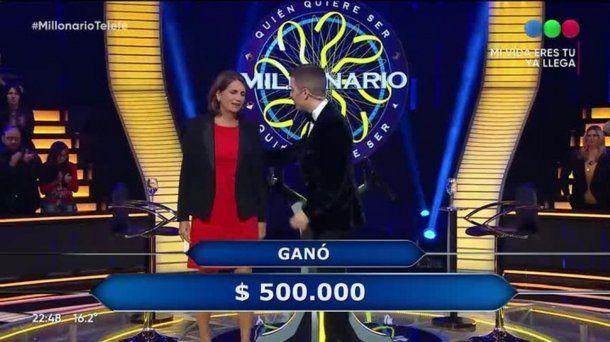 La científica Marina Simian ganó medio millón de pesos