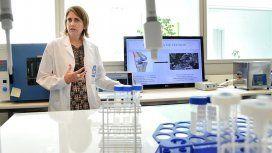 Marina Simian científica del Conicet. Foto: Universidad Nacional de San Martín