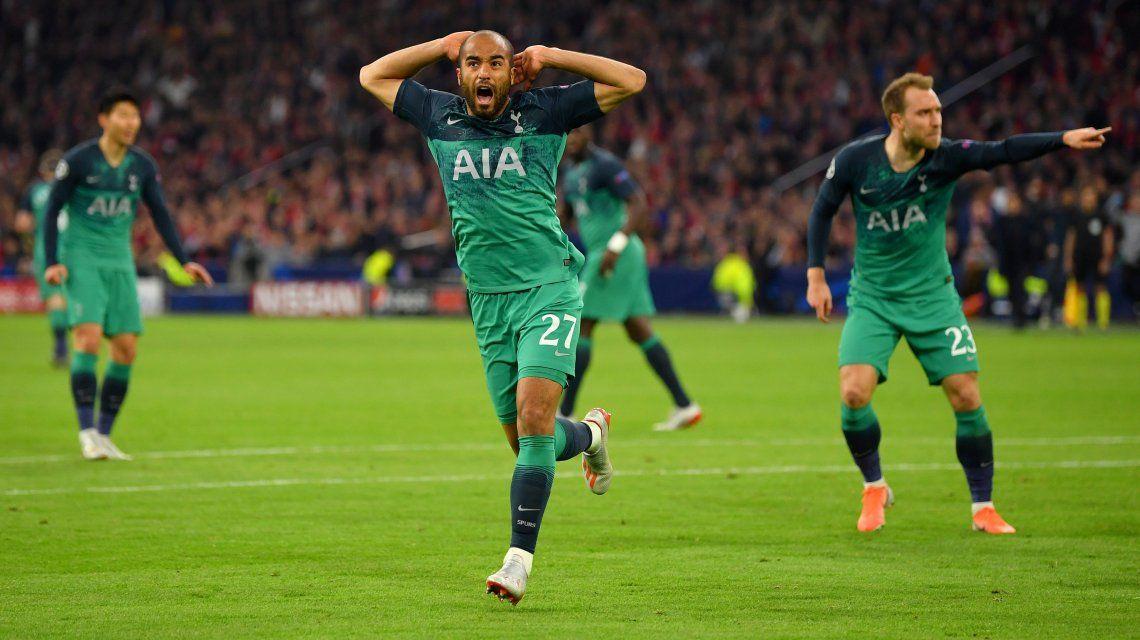 Hazaña del Tottenham Hotspur de Pochettino: le ganó sobre la hora al Ajax y hay final inglesa