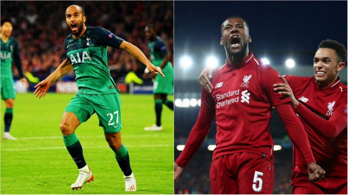 Tottenham vs Liverpool: así será la inesperada final de la Champions League en Madrid