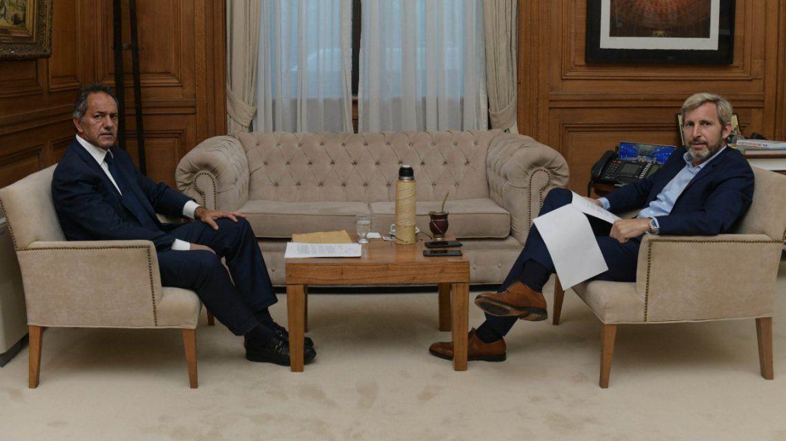 Scioli respondió al Gobierno con un decálogo propio indicando que hay otro camino