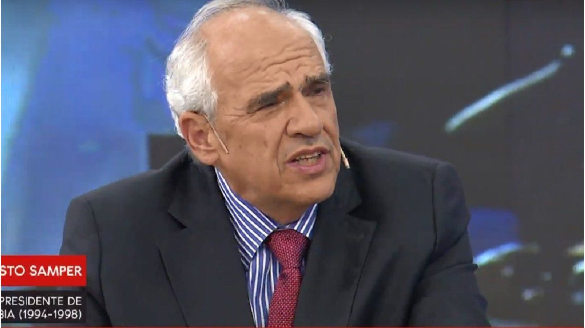 Ernesto Samper, ex presidente de Colombia: La grieta existe en toda la región