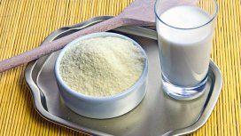Prohíben la venta y consumo de una leche en polvo