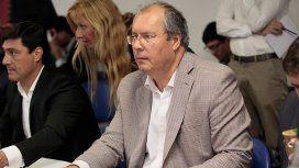 Los políticos expresaron su pésame por la muerte de Héctor Olivares