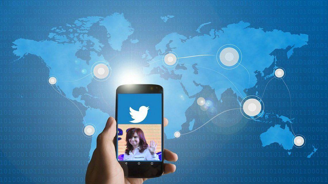 El discurso de Cristina: #Sinceramente fue tendencia mundial en Twitter