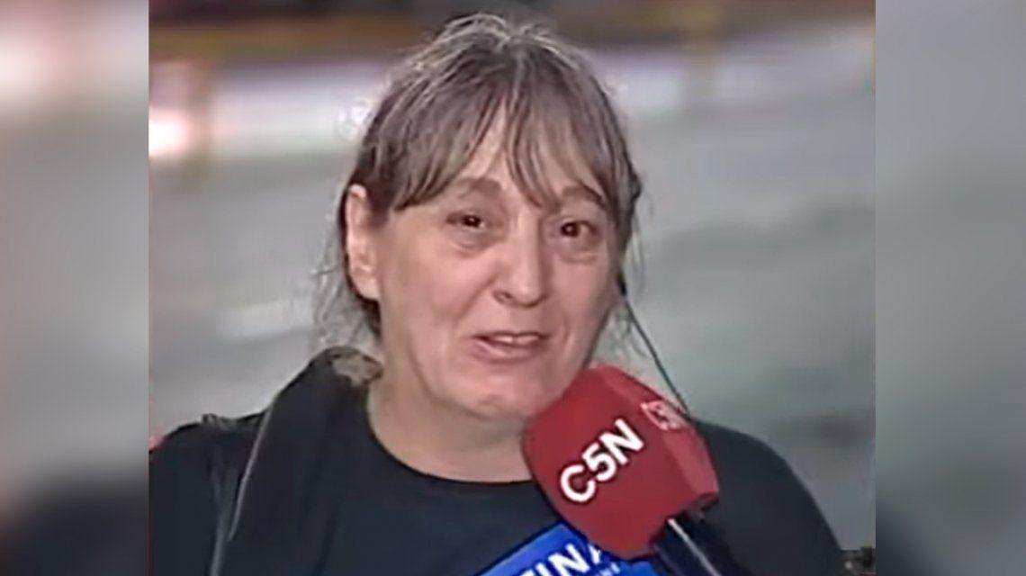 Yo en 2003 vivía en la calle; Néstor y Cristina nos volvieron a parir: el testimonio de Alejandra