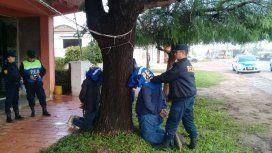 Detuvieron al Gitano Fernández, sospechoso de asesinar a Yadón y disparar a Olivares