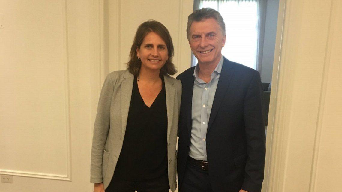 ¿Qué le pidió a Macri la científica que concursó en la TV por fondos para su laboratorio?