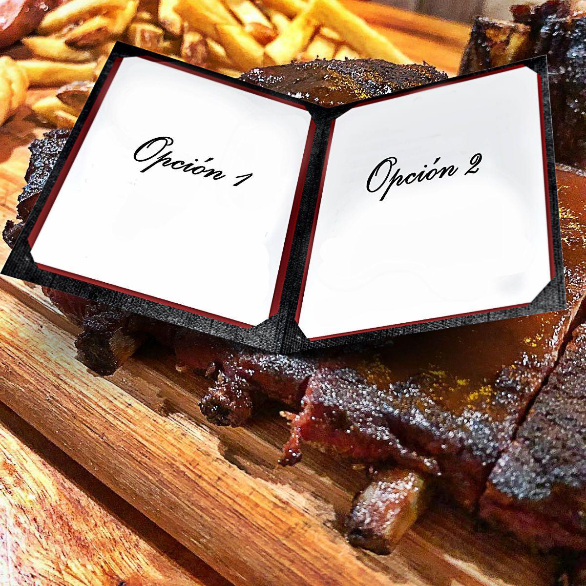 Poco pero bueno: los restaurantes redujeron sus cartas para mantenerse abiertos