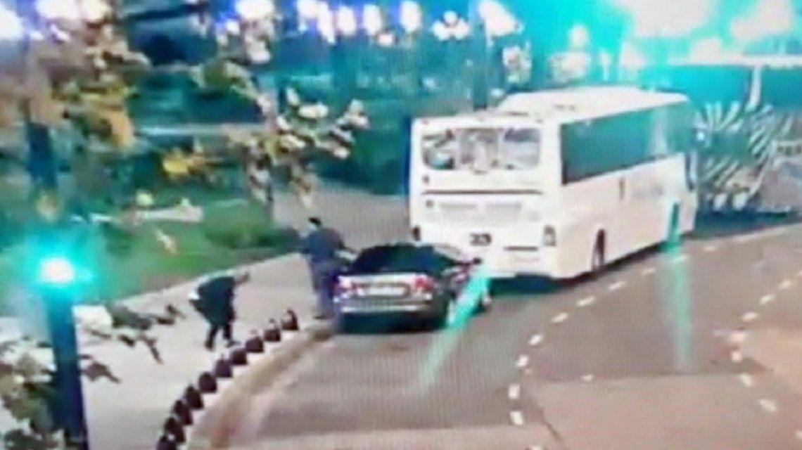 El supuesto asesino de Olivares y Yadón dijo que manipuló el arma pero no recuerda haber tirado