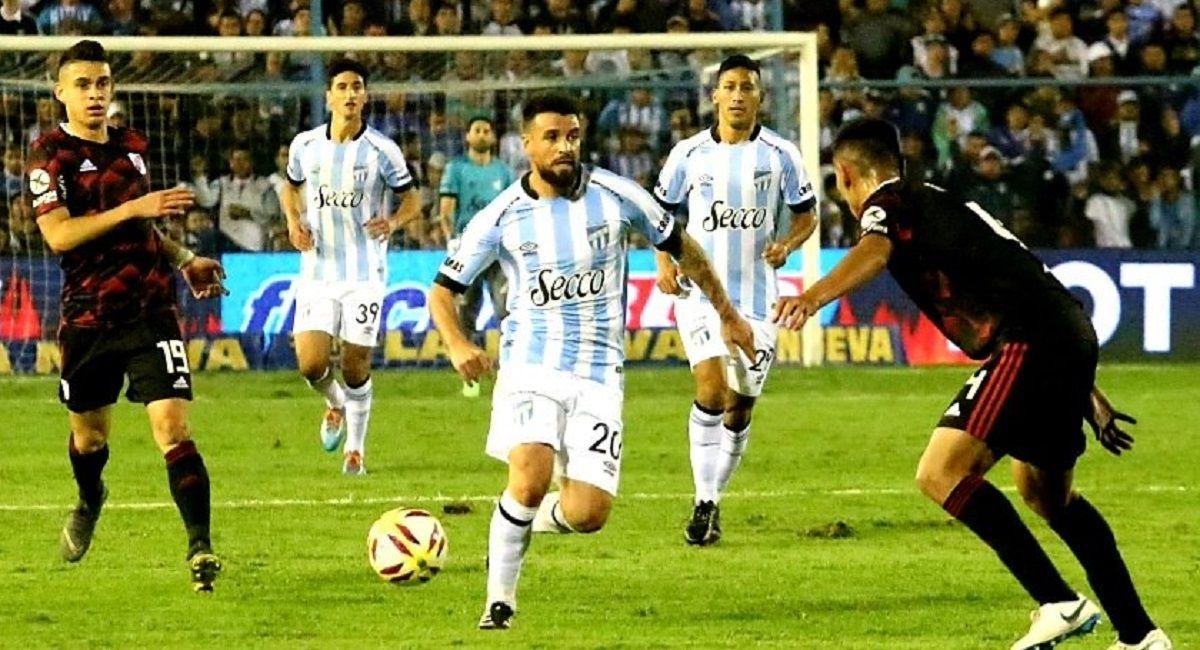 River vs. Atlético Tucumán por la Copa de la Superliga: horario, formaciones y TV