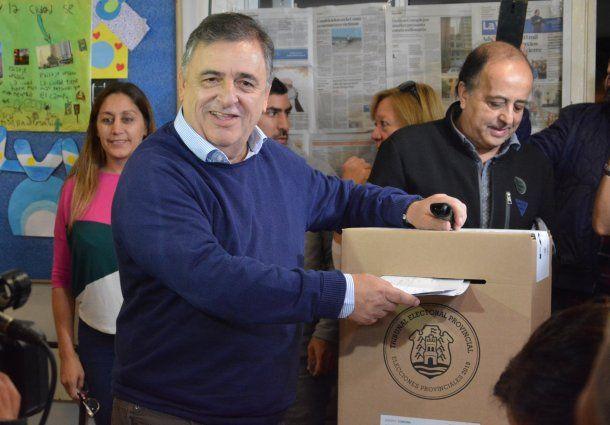 Mario Negri, el candidato de Macri<br>