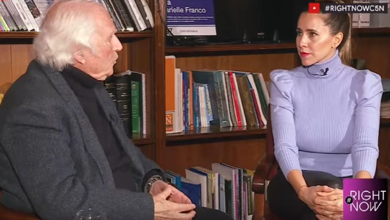Pino Solanas: Marcos Peña venía a darnos lecciones y yo le preguntaba de qué país hablaba