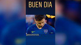 El día después: Mauro Zárate y un provocador mensaje en redes sociales