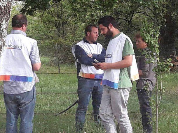 Detuvieron en Casa Rosada a un hombre armado. Foto: Facebook