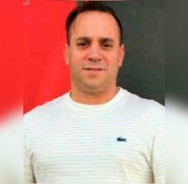 Los investigadores sospechan que el cuerpo calcinado corresponde a Hernán Pablo Rivero.