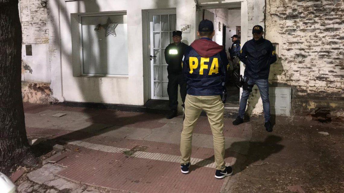 Encontraron escopetas y municiones en la casa del detenido que quiso ingresar armado a la Casa Rosada