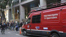 Evacuaron el Congreso por una amenaza de bomba en el anexo de Diputados