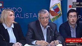 Cumbre del PJ: Antes de fin de mayo vamos a tener un gran frente electoral opositor