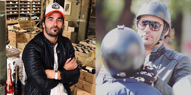 En un accidente vial, murió el empresario Alejandro Larose