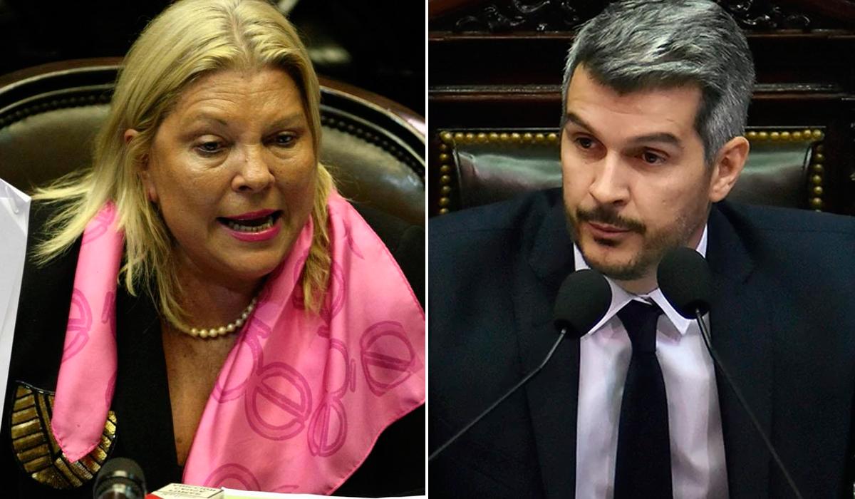 La derrota en Córdoba desató una interna en Cambiemos: Carrió criticó a los que se borraron y Peña contestó