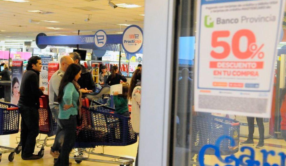 Descuento del 50% para clientes del Banco Provincia en supermercados: todo lo que hay que saber
