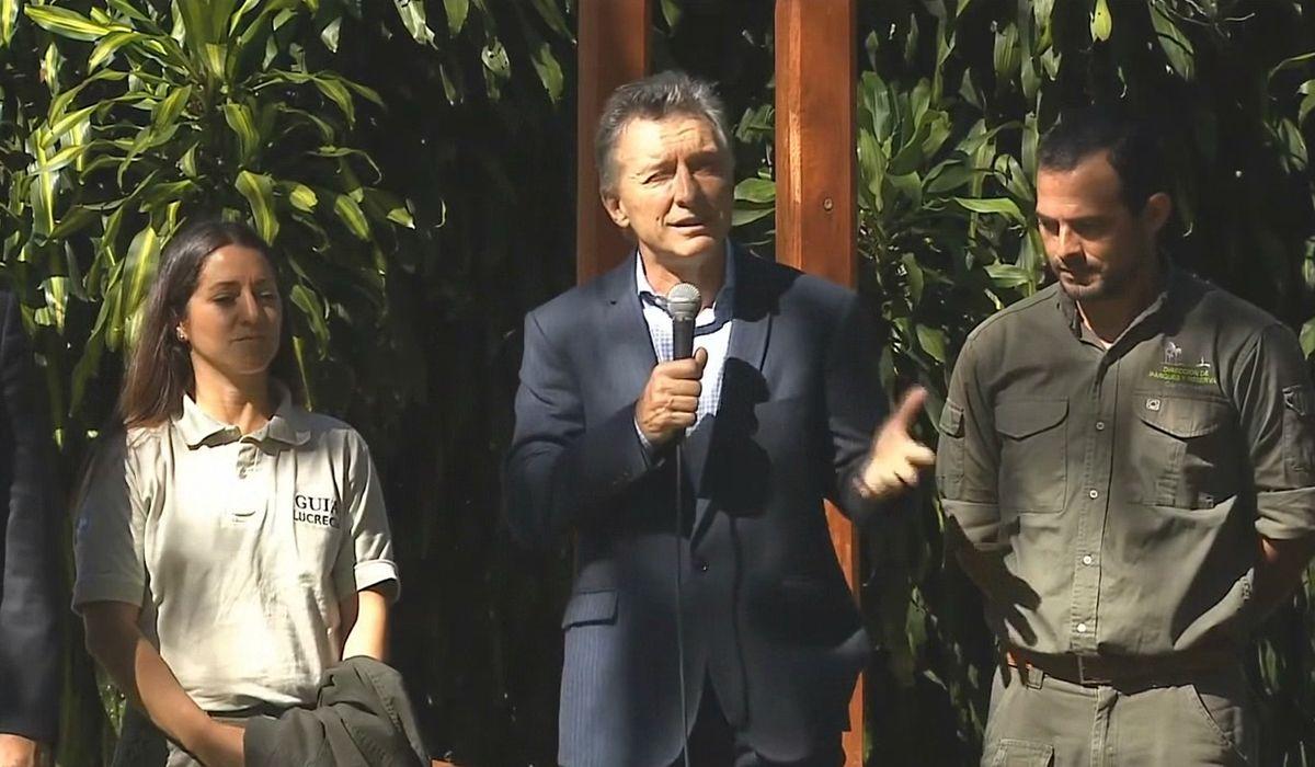 Macri: No queremos que haya impunidad