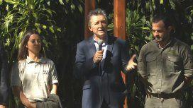 Macri, tras la intervención de la Corte en el juicio a Cristina: No queremos impunidad