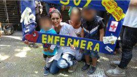 Piden la urgente intervención del CIDH por el caso de la mujer expulsada del país con un bebé argentino