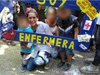 piden la urgente intervencion del cidh por el caso de la mujer expulsada del pais con un bebe argentino