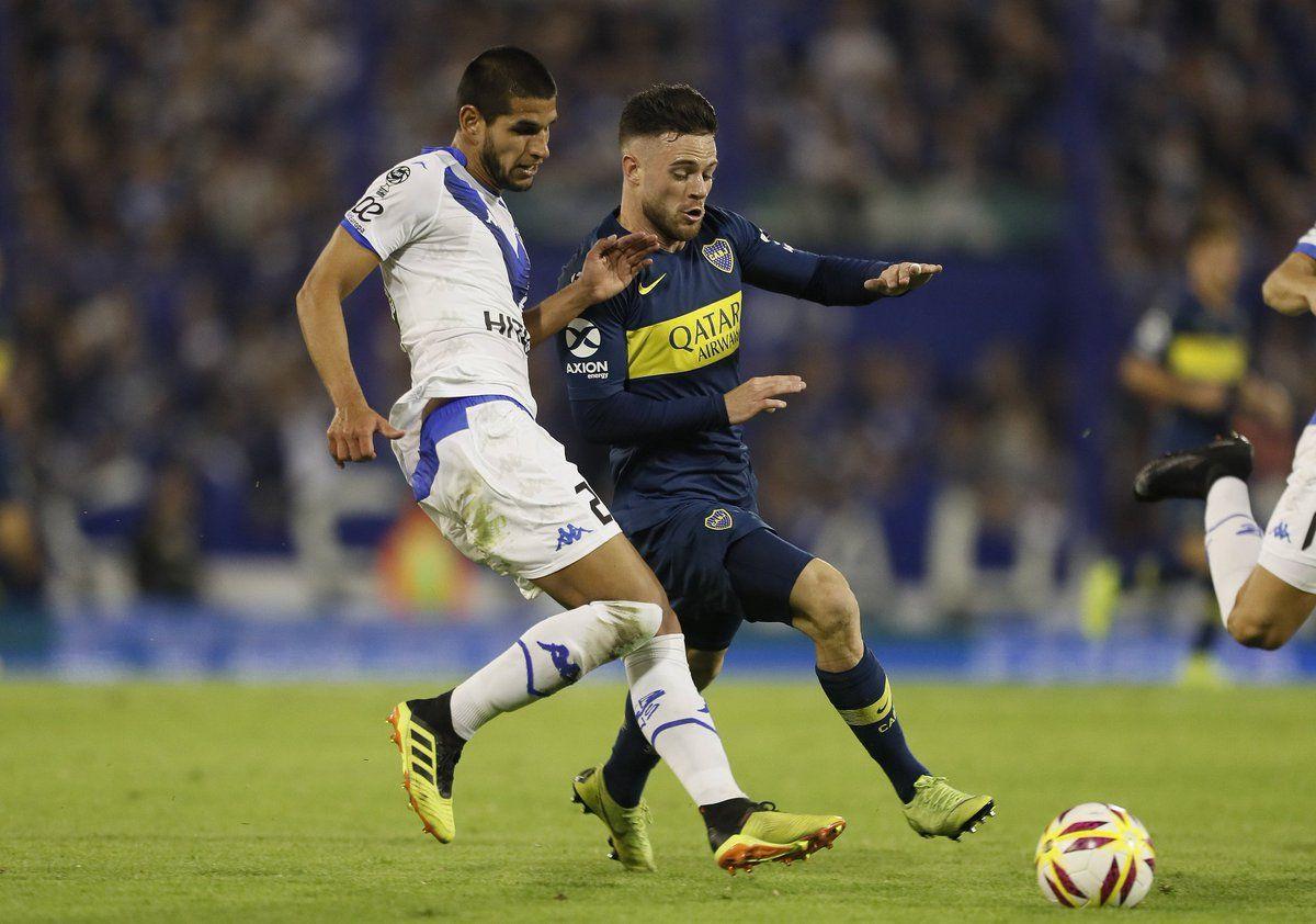 Boca y Vélez definen un lugar en la semifinal
