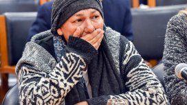 Claudia Jaquelina Cortéz fue absuelta por el crimen de su marido