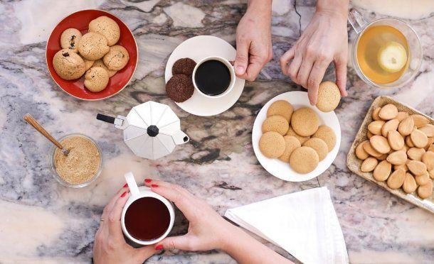 Nina, es una galleta sin gluten, lácteos, colorantes ni grasas hidrogenadas.