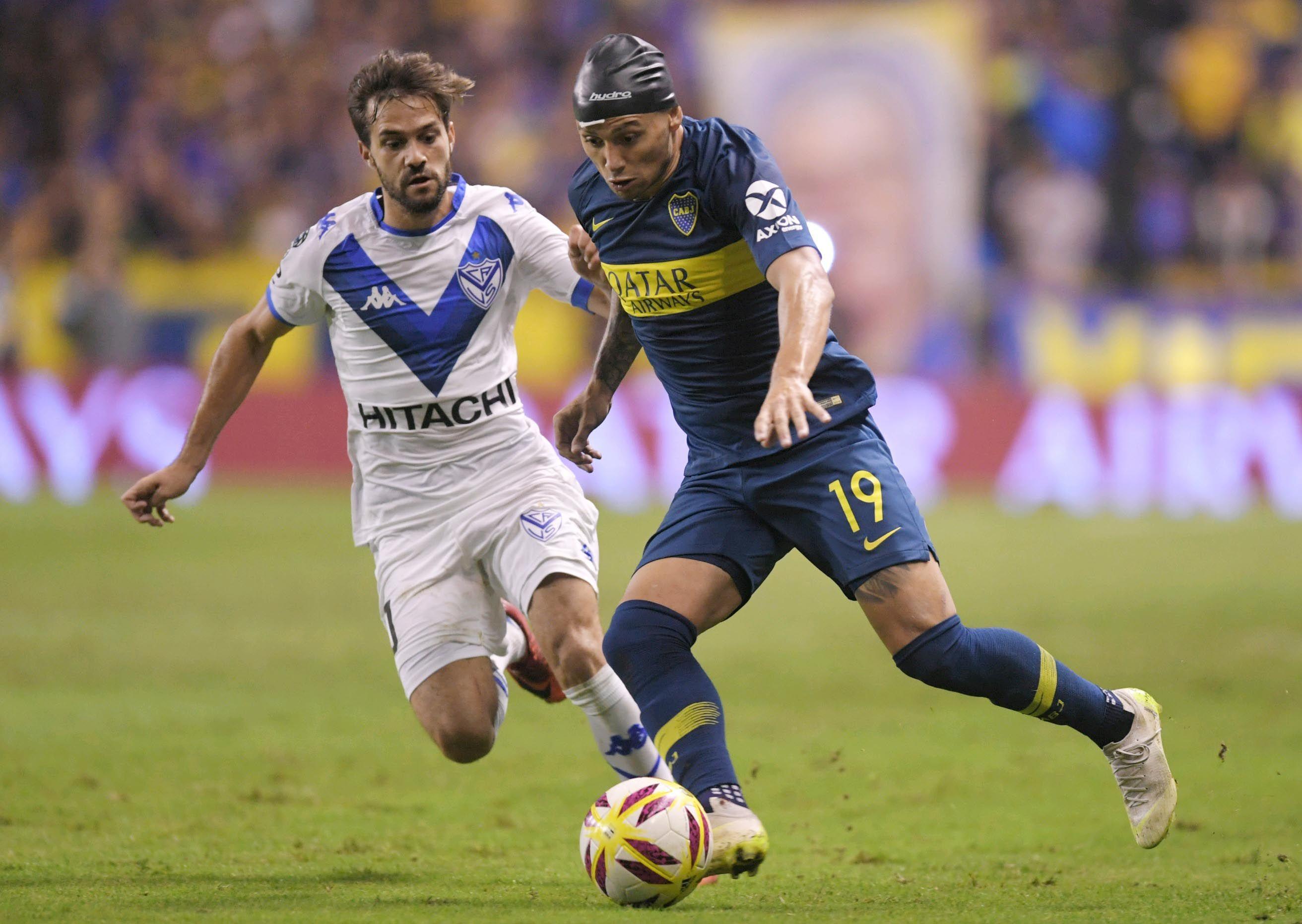El mensaje de Mauro Zárate en las redes sociales después de eliminar a Vélez