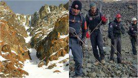 Hallan un cuerpo en los Andes: sería el de un español desaparecido en 1990