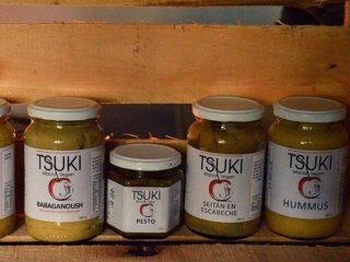 Hummus Tsuki