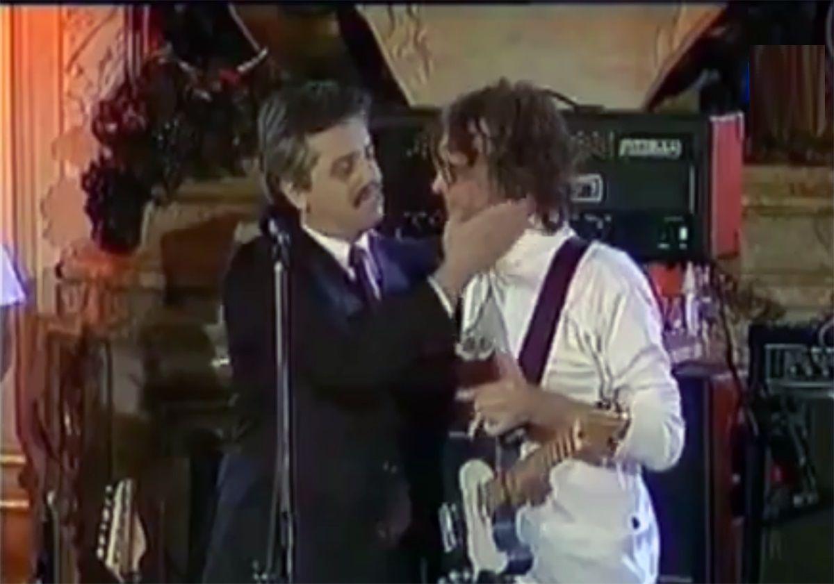 No es un Oscar, es un Néstor: el encuentro de Alberto Fernández con Spinetta