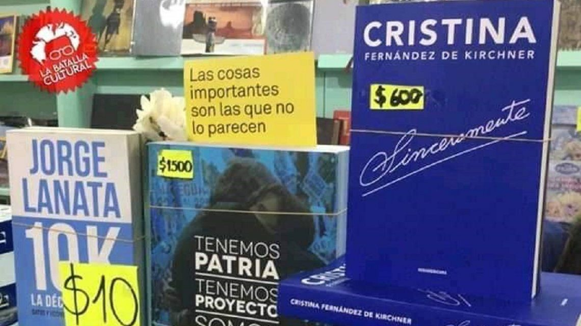 Cuando Cristina Kirchner reveló que el mentor de Sinceramente fue Alberto Fernández