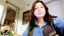 Karina Nicoletta, secretaria de Género de la AGTSyP