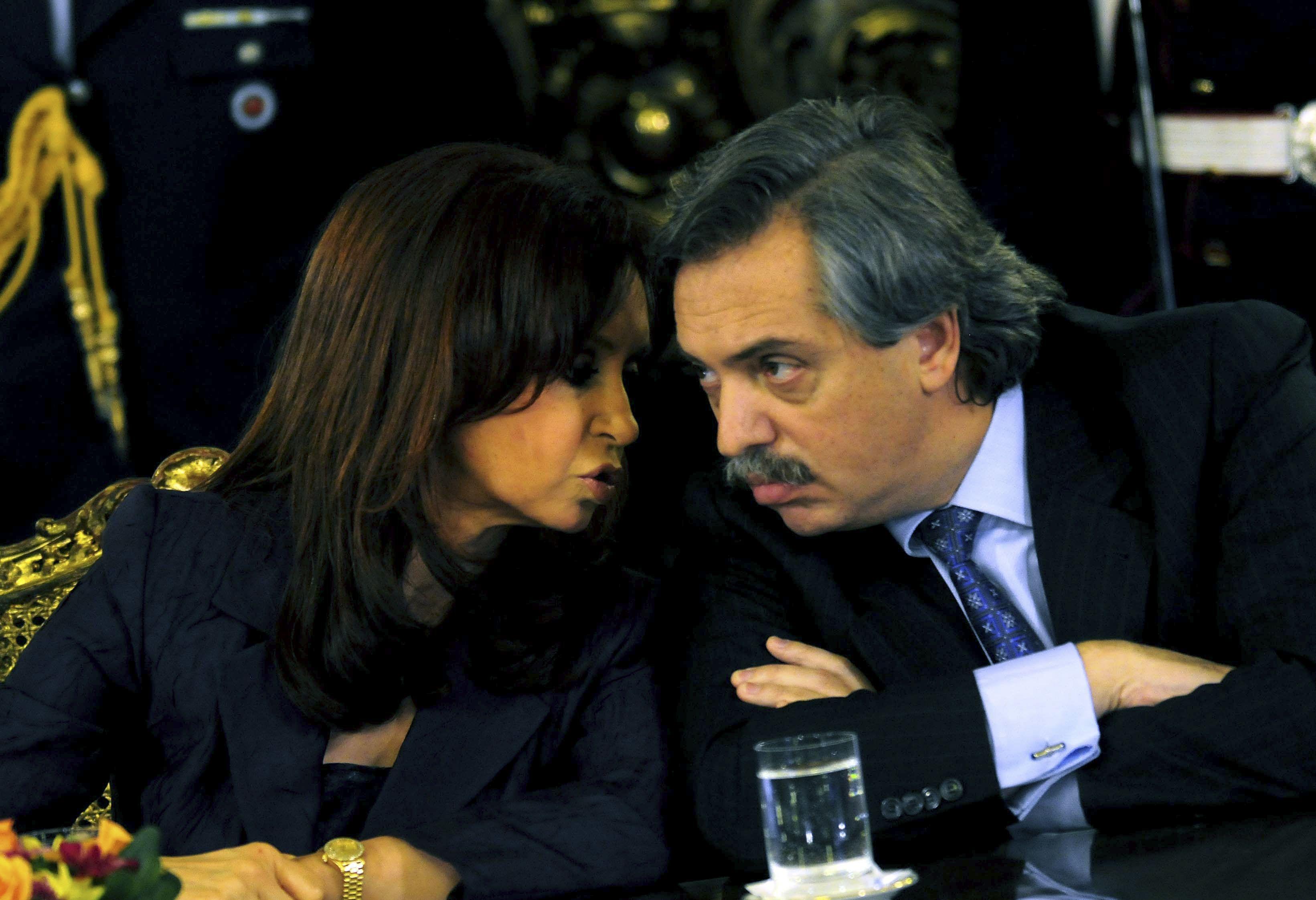 Amplio apoyo de los gobernadores a Fernández - Fernández