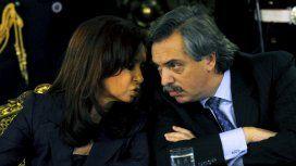 Amplio respaldo de los gobernadores a Fernández - Fernández