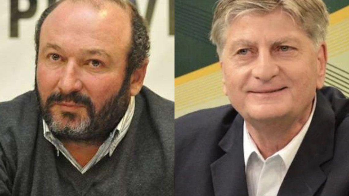 Daniel Kroneberger (UCR) y Sergio Ziliotto (PJ) se disputan la gobernación en La Pampa.