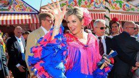 La reina Máxima sorprendió al mundo con su baile de flamenco